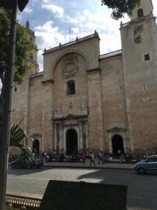 Estamos hablando de Mérida, México